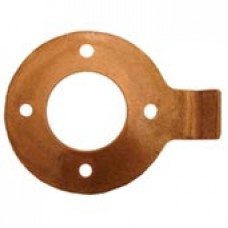 Copper thrusts