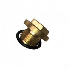 Filler Cap Brass